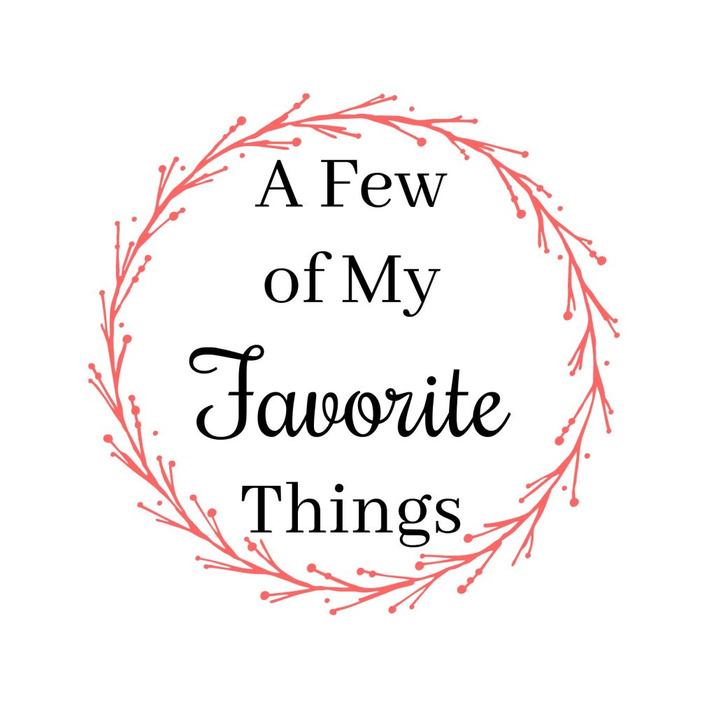 Image result for a few of my favorite things