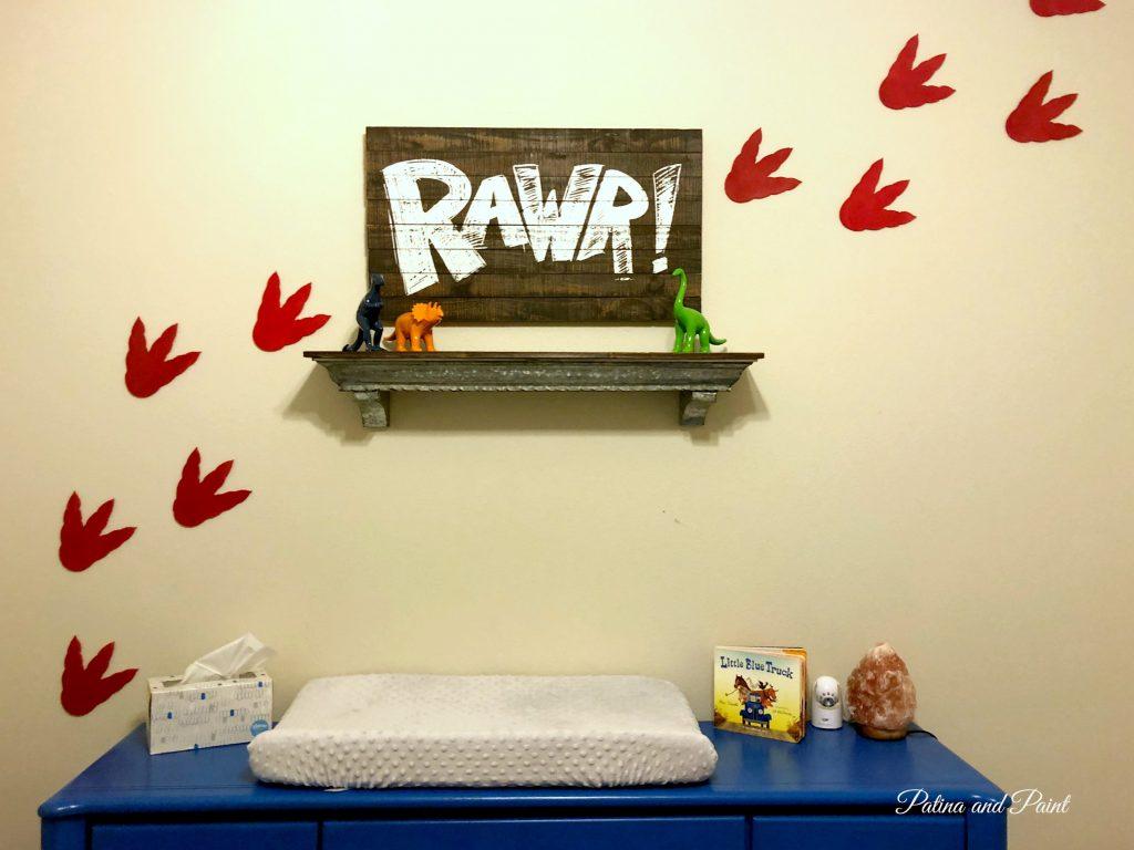 A little/Big boys room