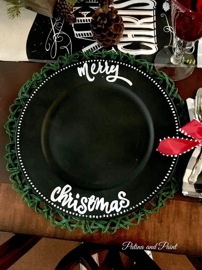 Christmas Chargers 8