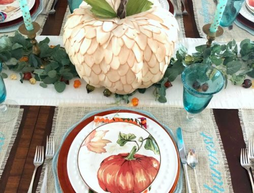 DIY Thanksgiving Challenge