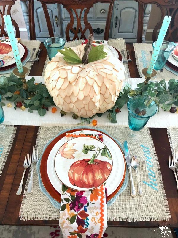 DIY Thanksgiving Challenge