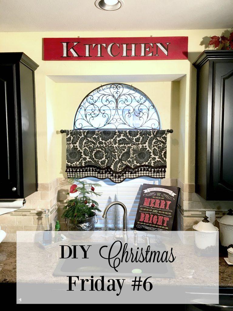 DIY Christmas Friday #6
