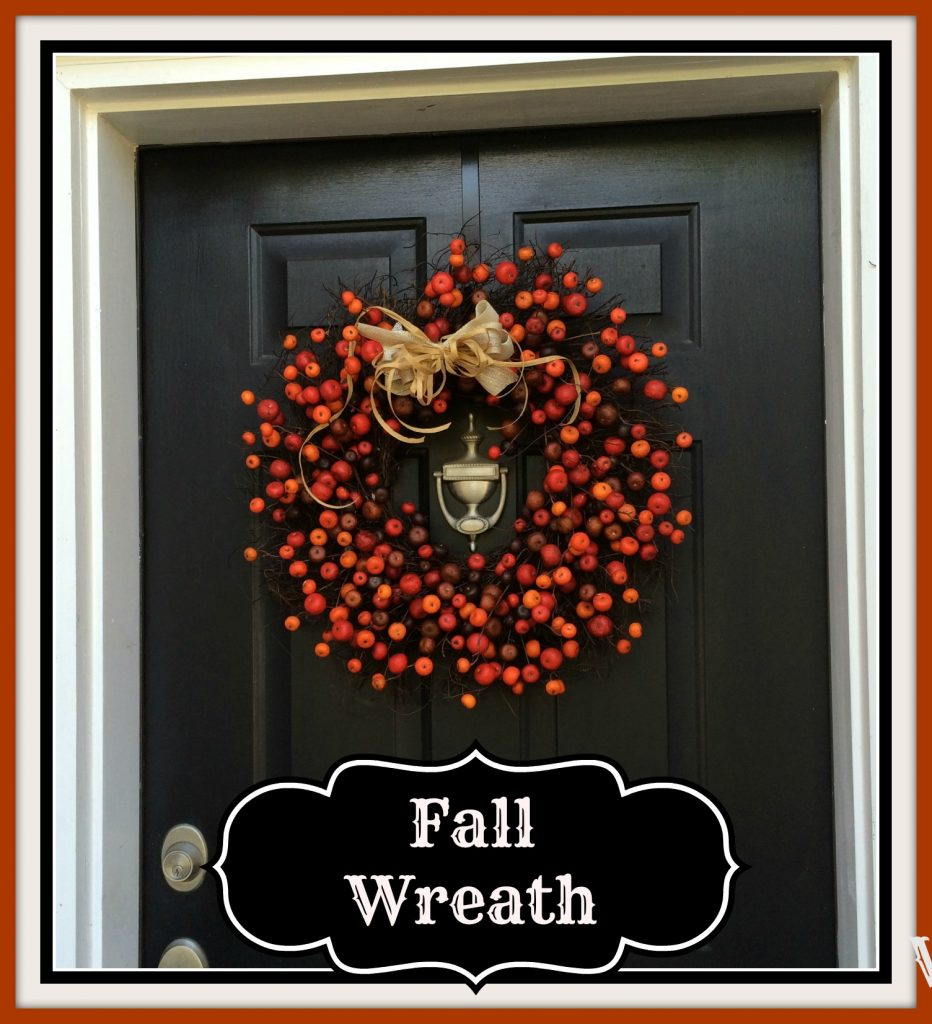 Fall Wreath 4