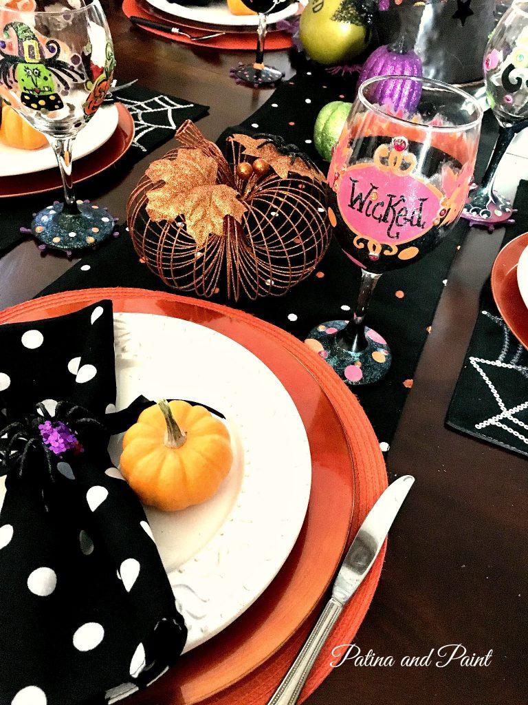 Halloween Table 5