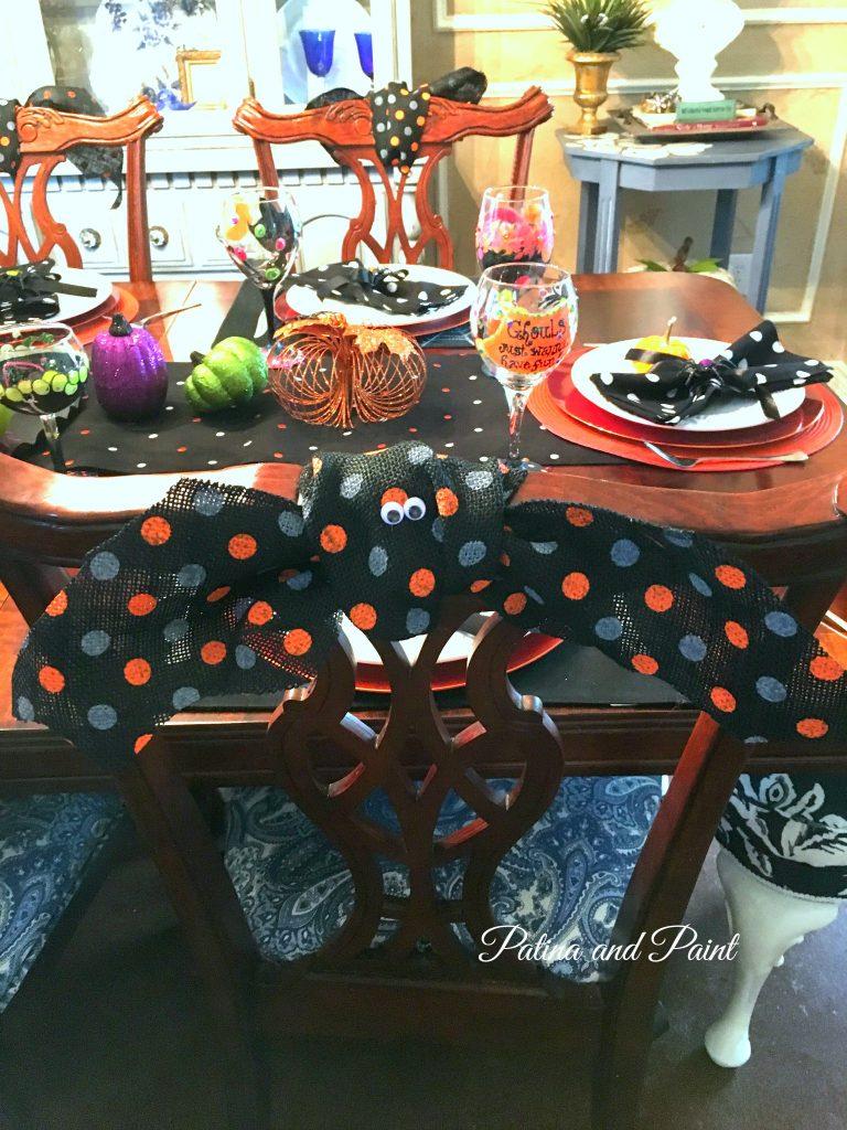 Halloween Table 8