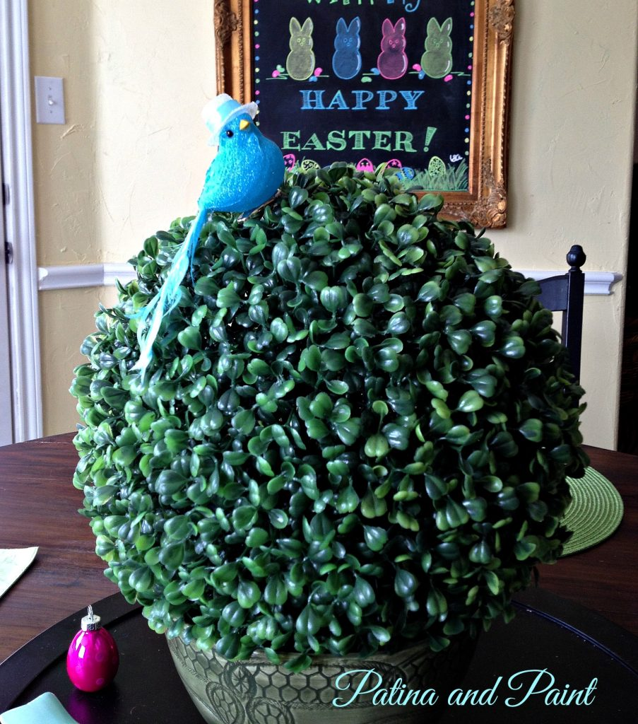 IMG_2091Easter topiary
