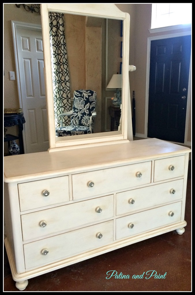 Annie sloan chalk paint bedroom furniture makeover - Chalk paint bedroom furniture ...