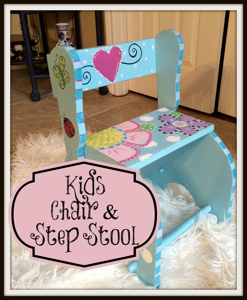 Kids Chair.