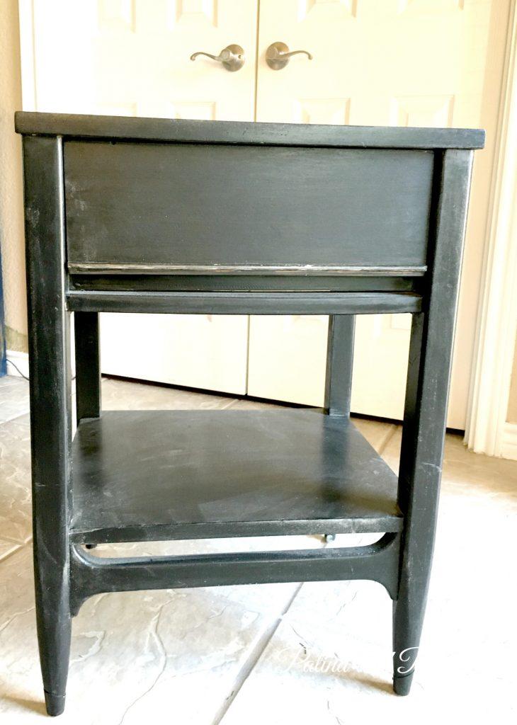 Painted black endurable