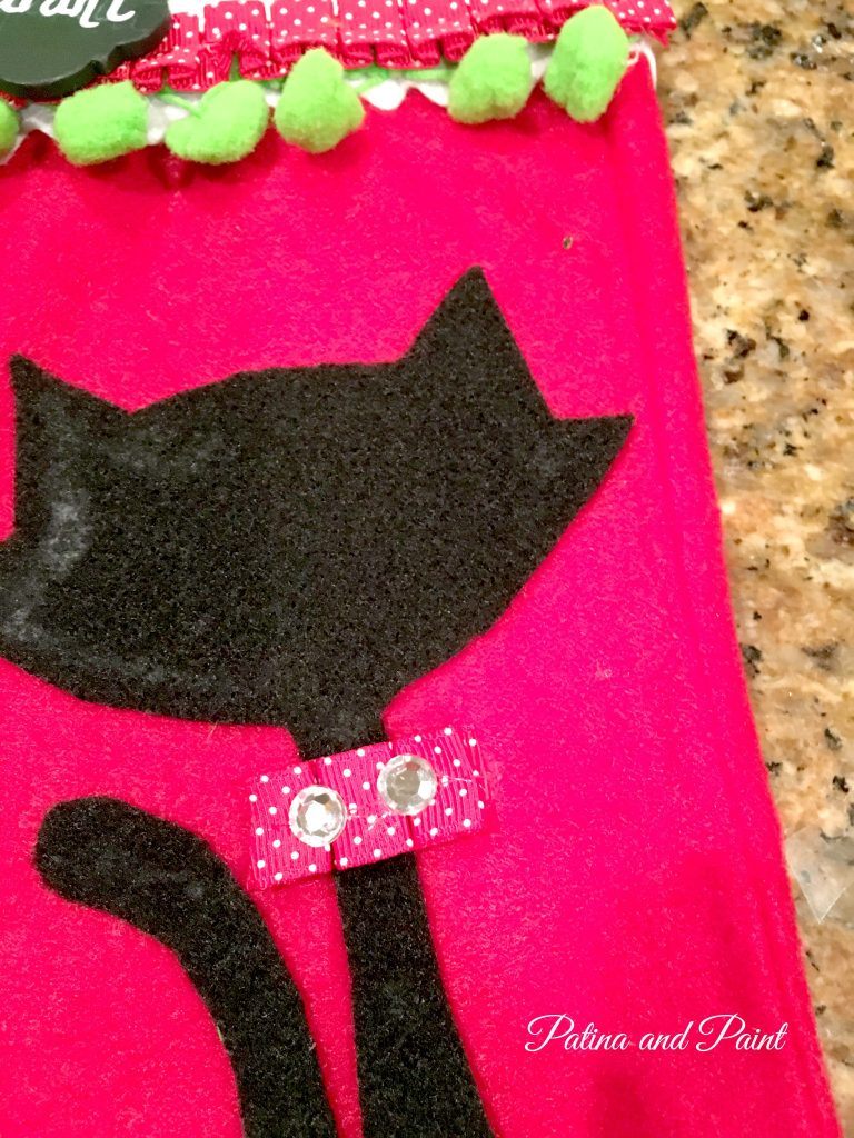 DIY Christmas Friday #3 Pet Christmas Stockings 10