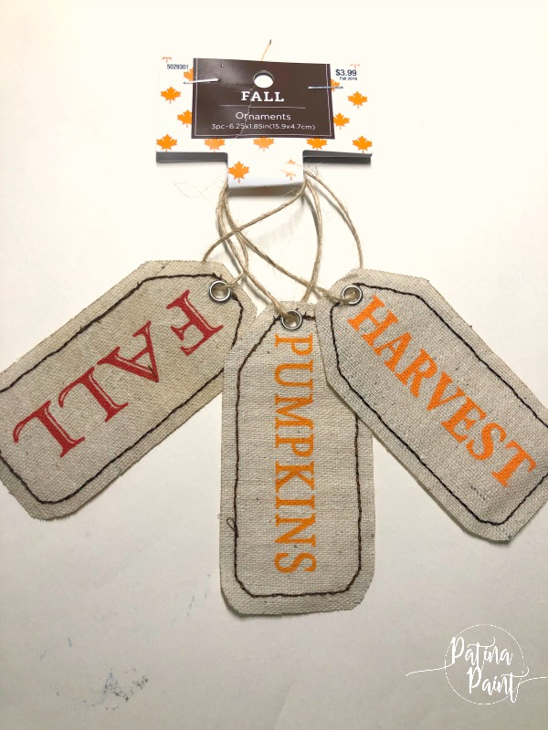 pumpkin tags