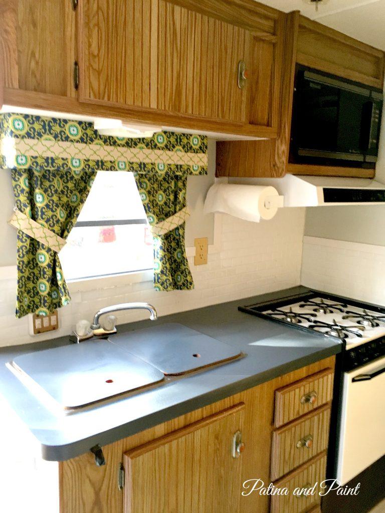 Ryan's RV kitchen 2