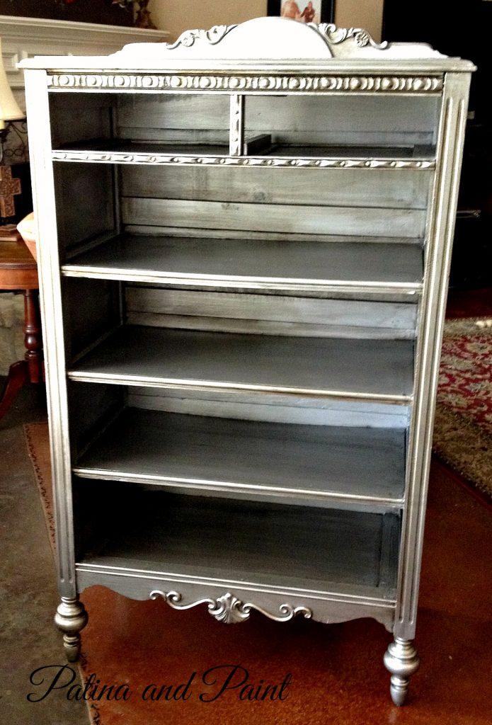 Silver dresser