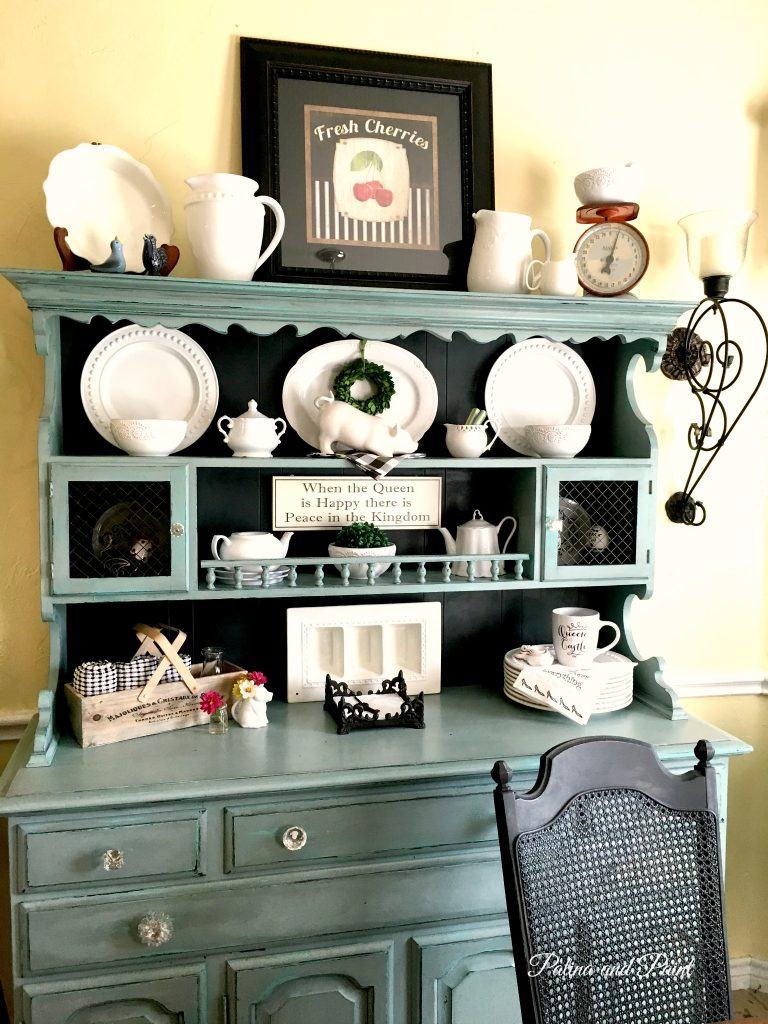 Styling the Hutch 5