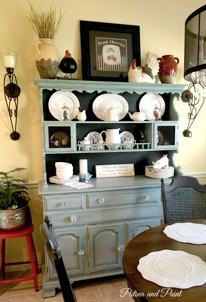 Styling the Hutch 9