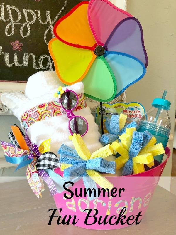 Summer Fun Bucket