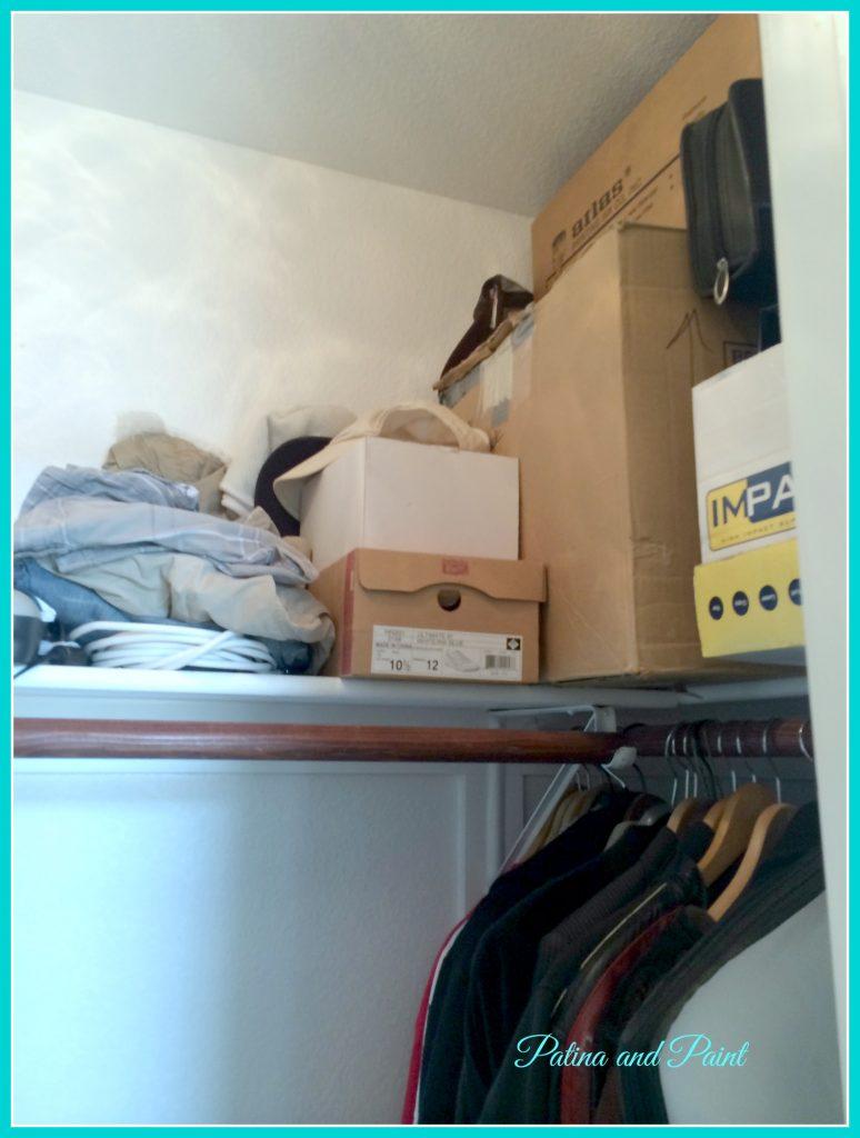 Tyler closet