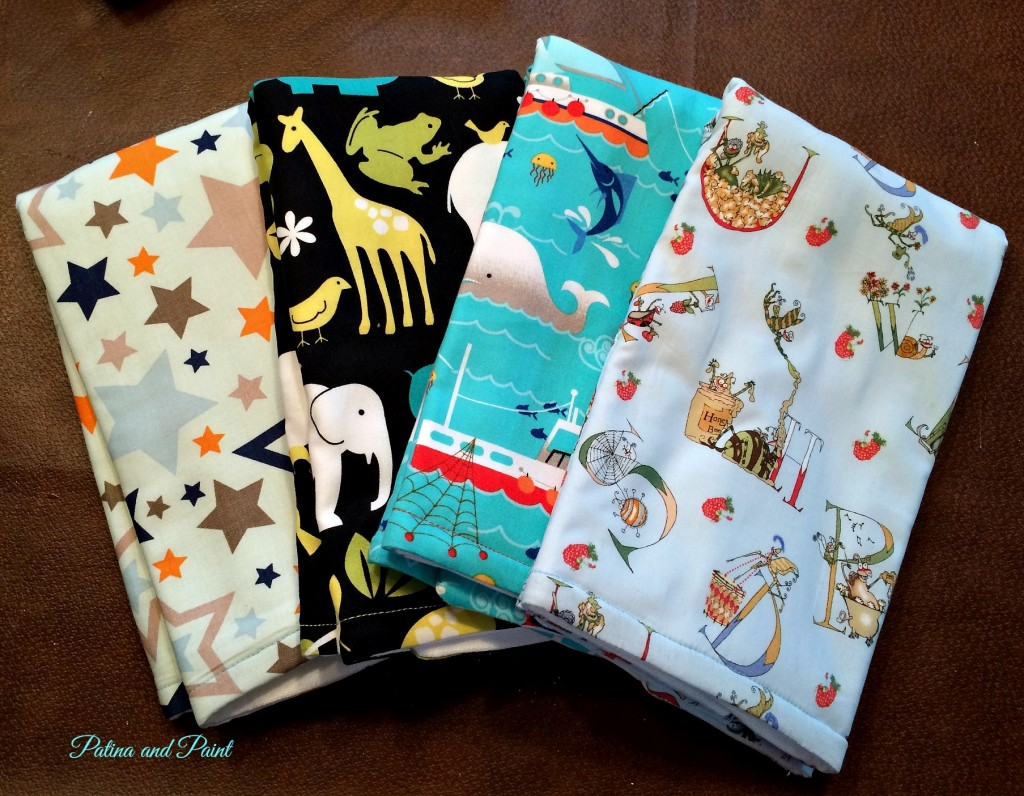 baby burp cloth 9