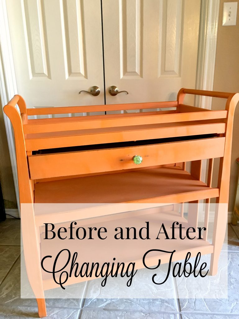 changing table 10