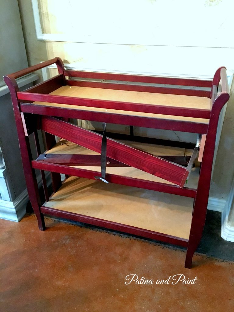 changing table 8