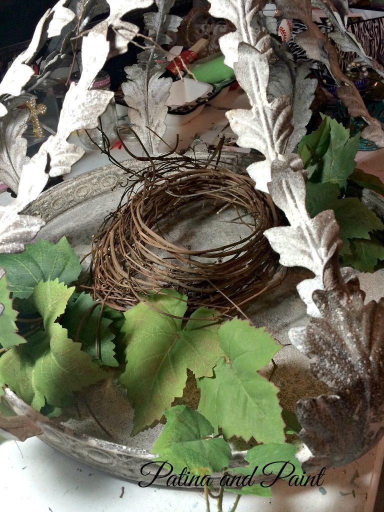 crown cernterpiece nest