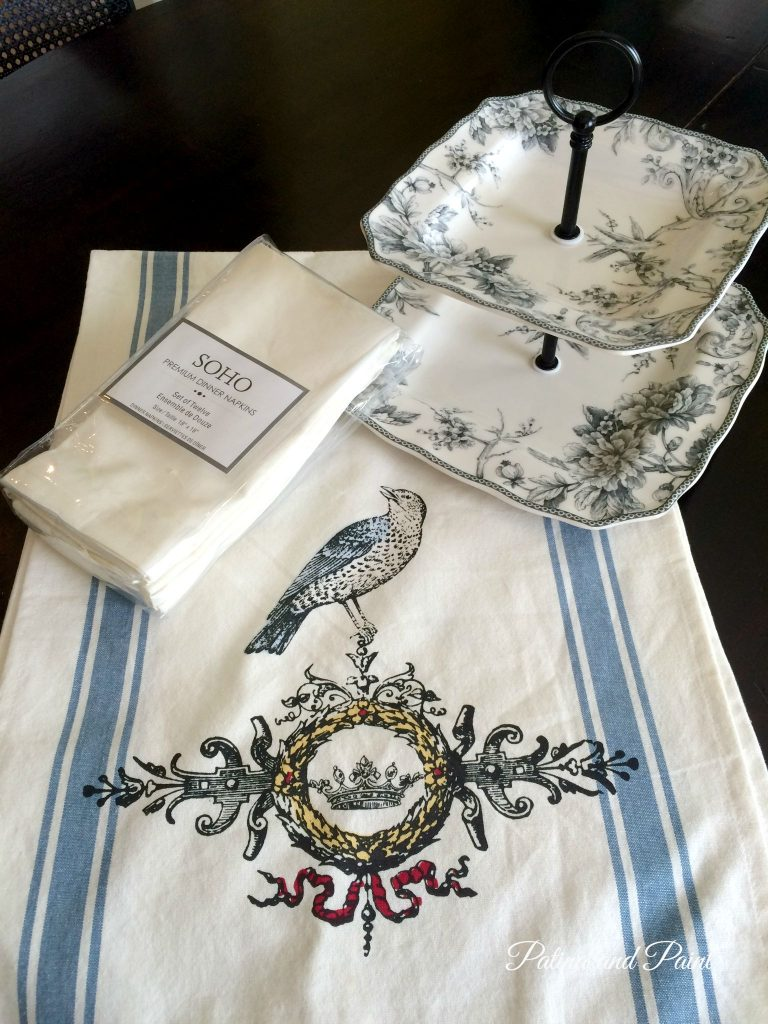 crown napkins 5