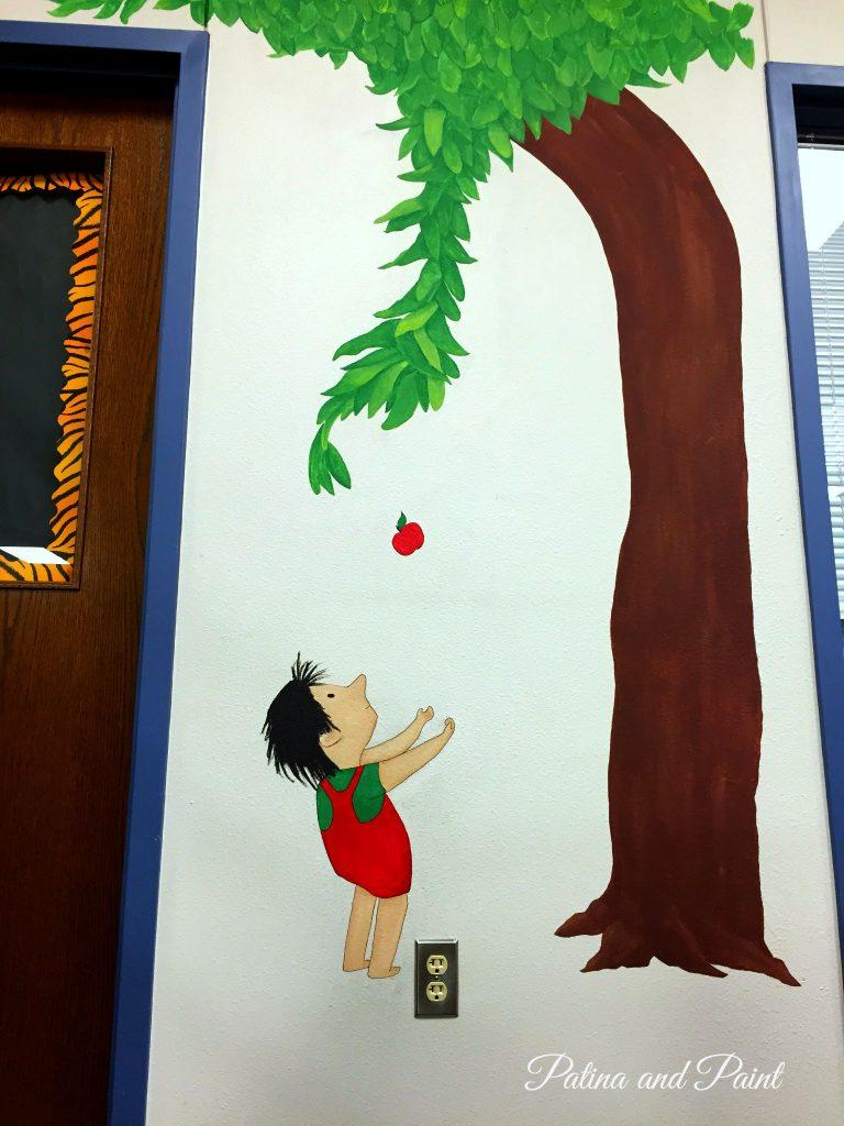 em mural