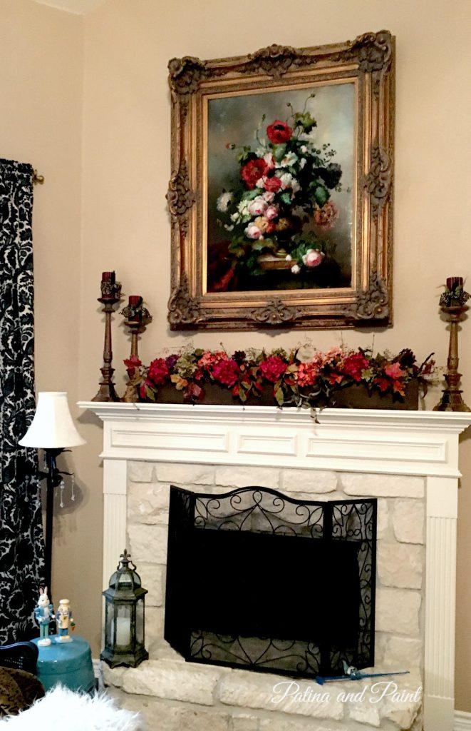 fireplace mantel1
