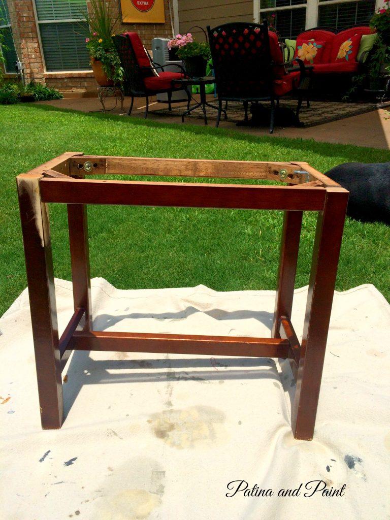 gold bench 2