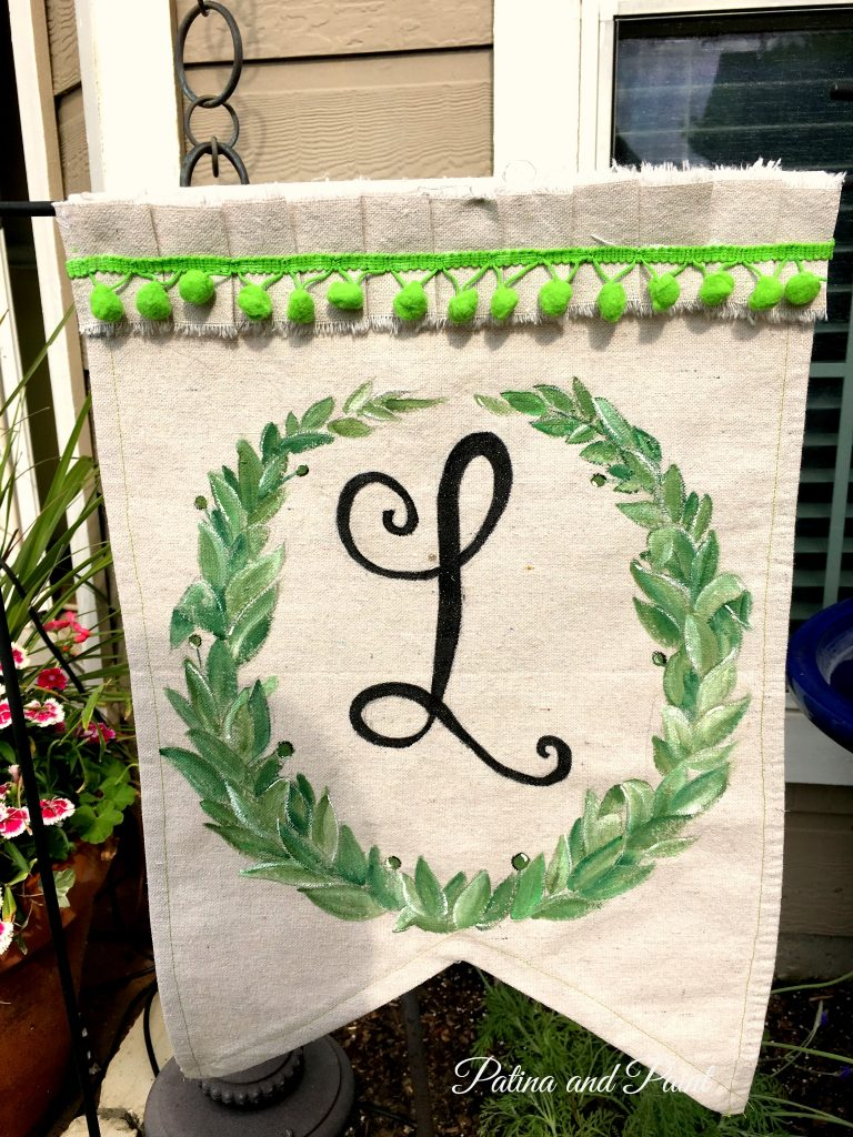 green gardens flag 4