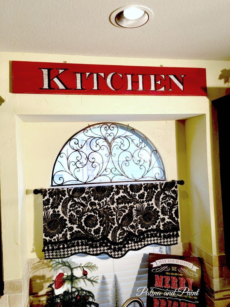 kitchen sign 2