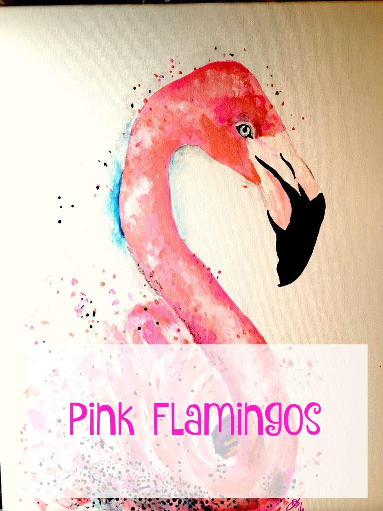 pink flamingo 38