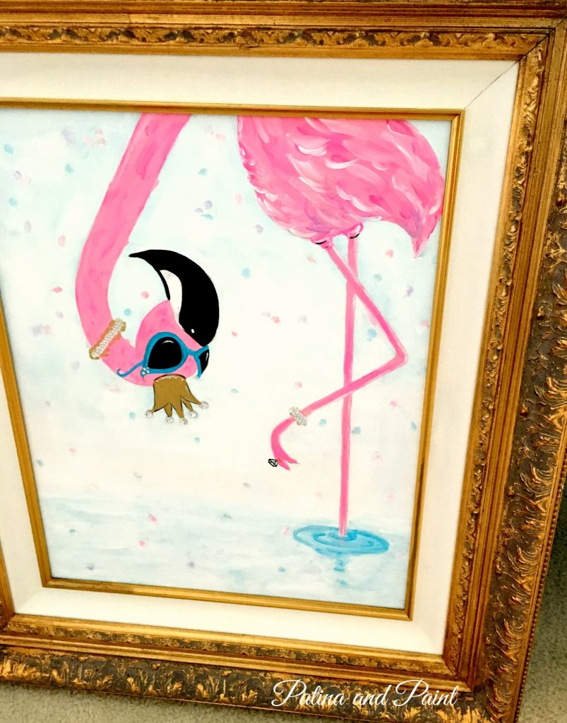pink flamingo 39