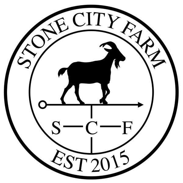 Stone City farm logo