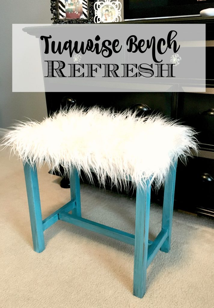 turquoise bench 5