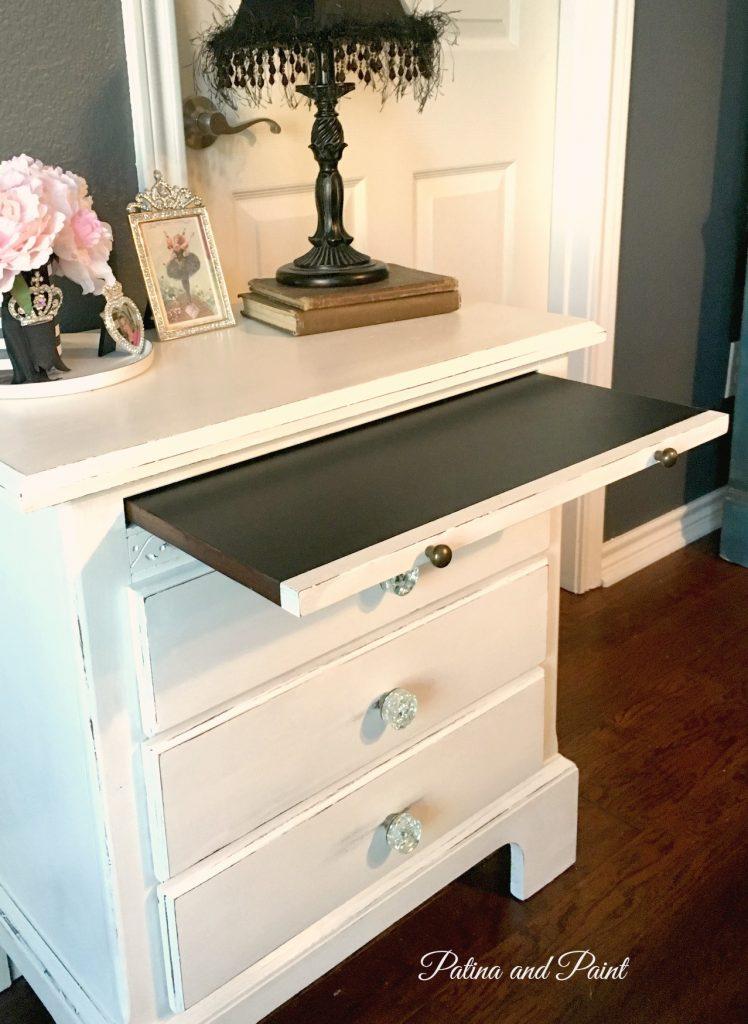 white nightstand 3